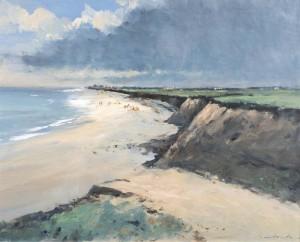 The Beach at Winterton-on-Sea, Norfolk