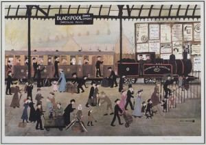 Blackpool Station