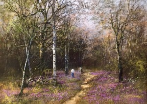 Bluebell Time - SOLD