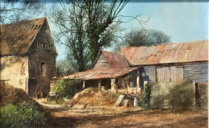The Old Farm Barn - SOLD