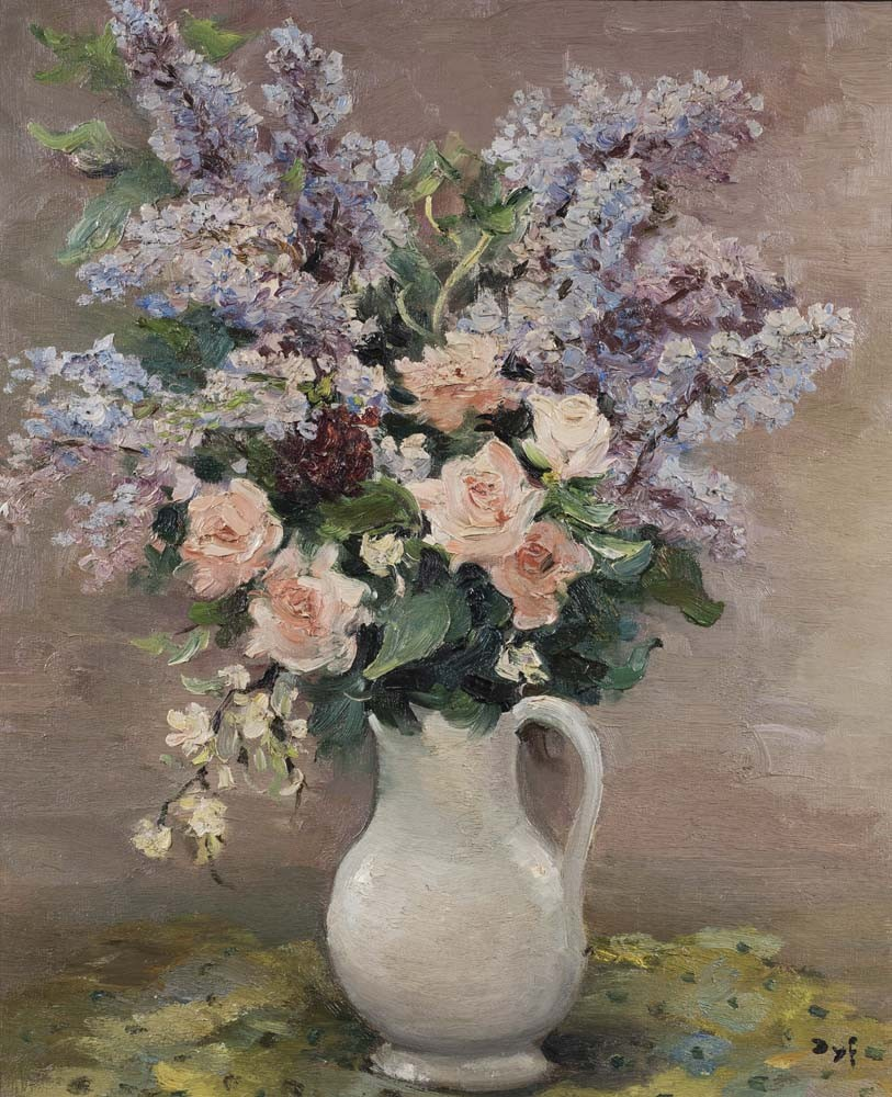 Lilac & Roses