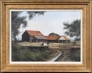 The Old Farm Barn, Suffolk _ SOLD