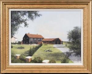 The Farm Barn Conversion, Suffolk - SOLD