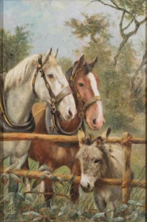 Farmyard Gossip (Set of Three)