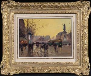 Place de la Republique, Paris