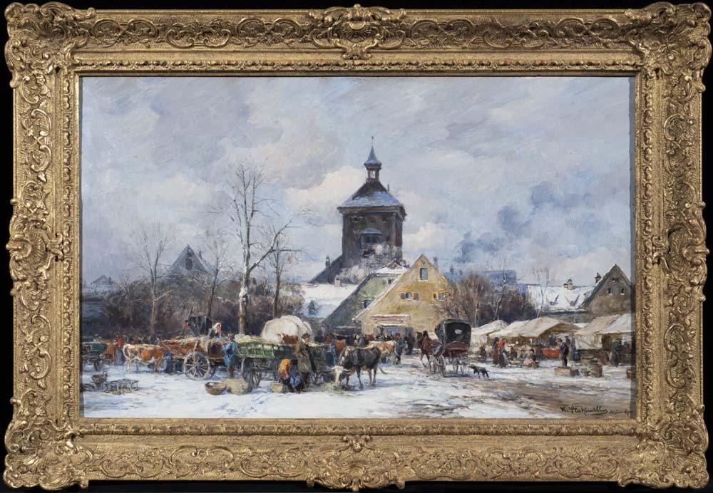 A Winter Market