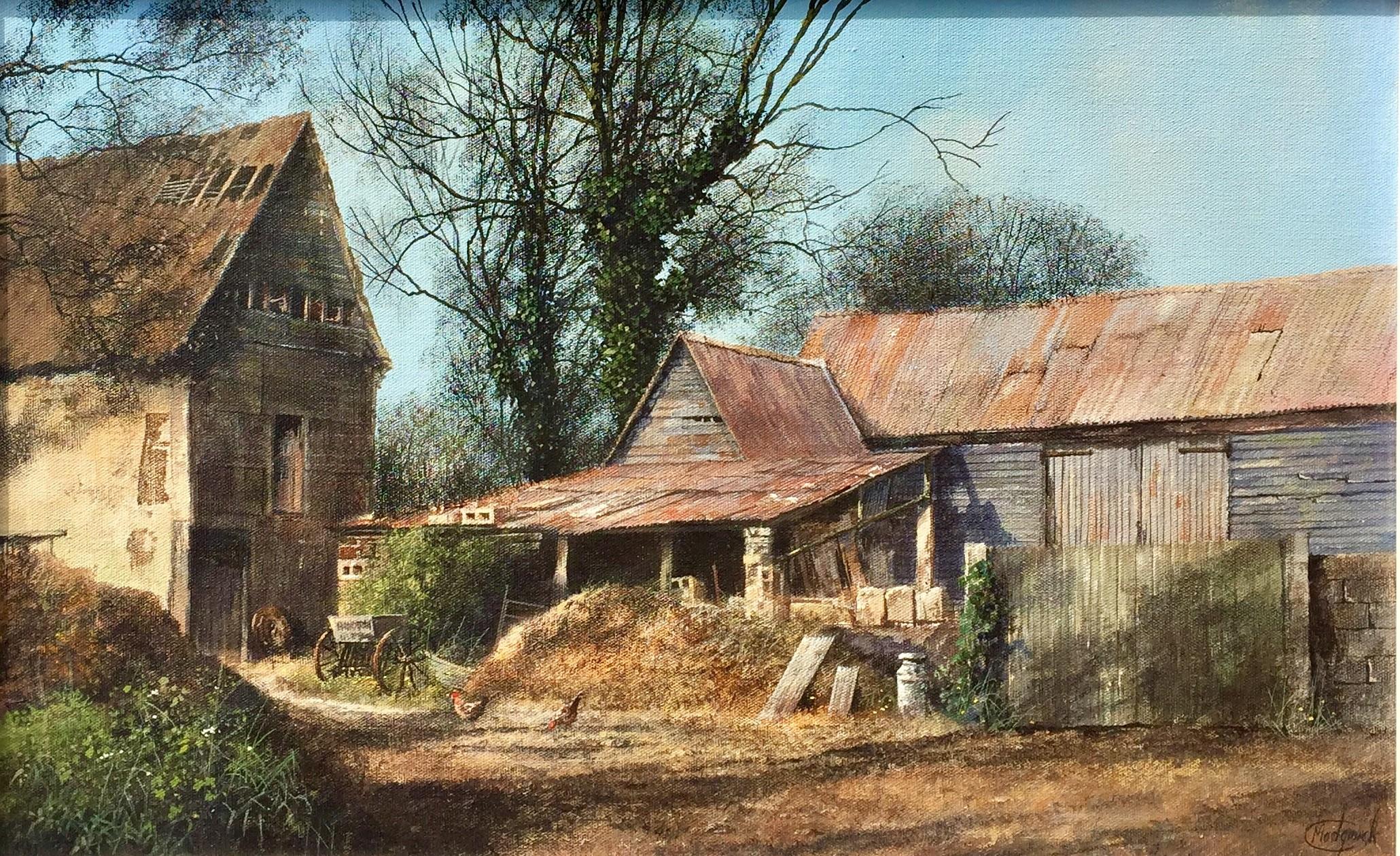 The Old Farm Barn - SOLD