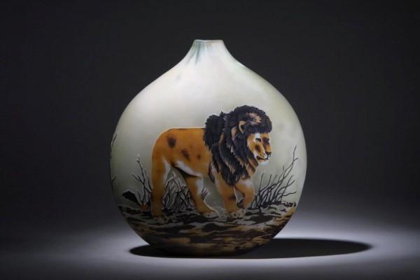 Lion Bottle Dated 2010