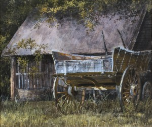 The Old Cart & Cart Lodge - SOLD