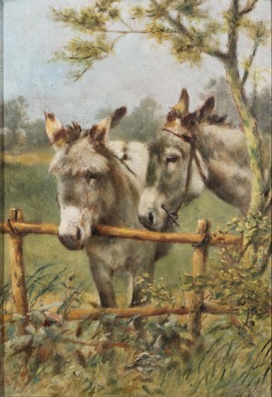 Farmyard Gossip (Set of Three)