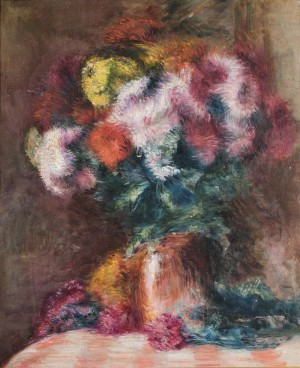 Blooms in a Vase