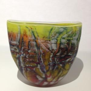 Jungle Vase