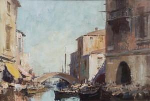 Morning Sunlight, Chioggia, Venice