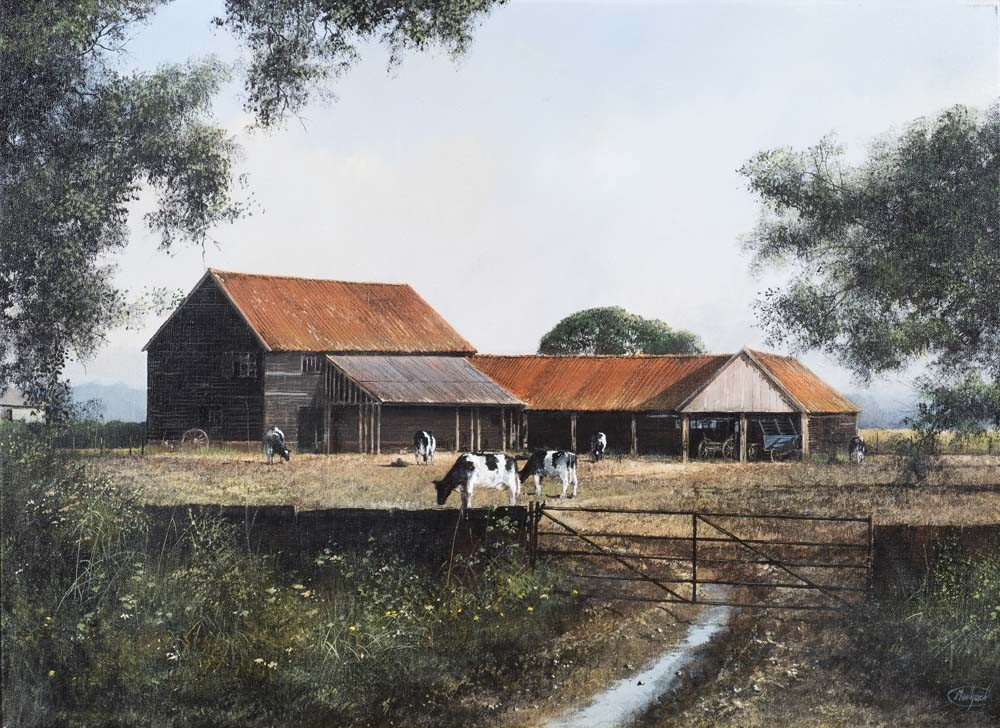 The Old Farm Barn, Suffolk _ SOLD