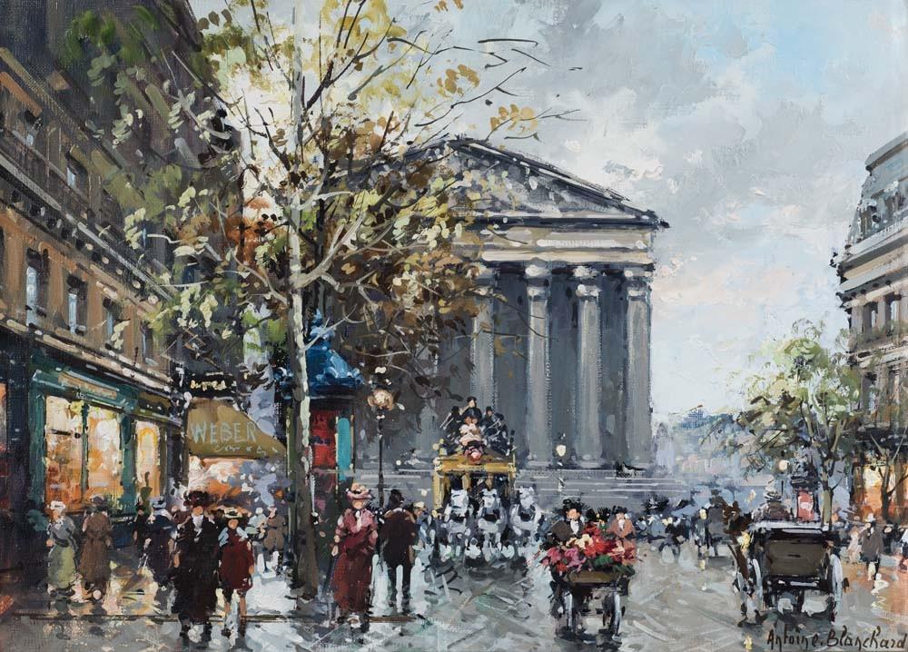 Place de la Madelaine, Paris