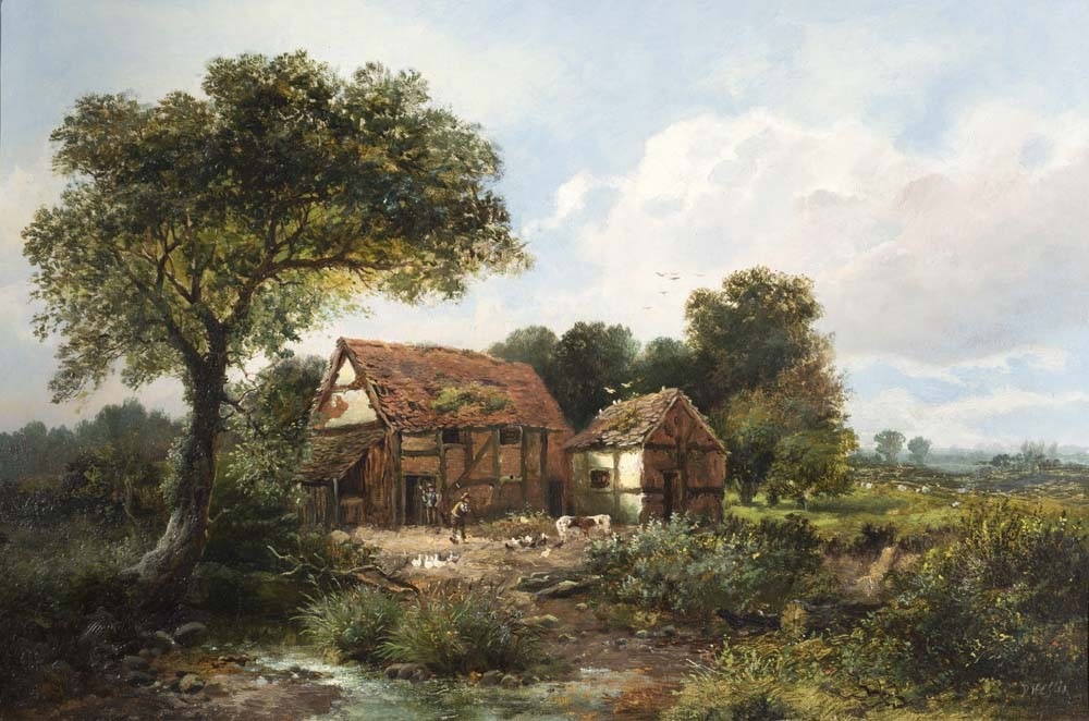 A Warwickshire Homestead - SOLD
