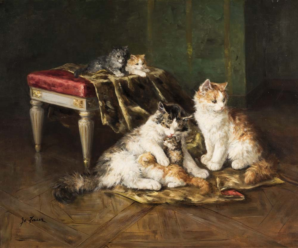 The Family at Rest