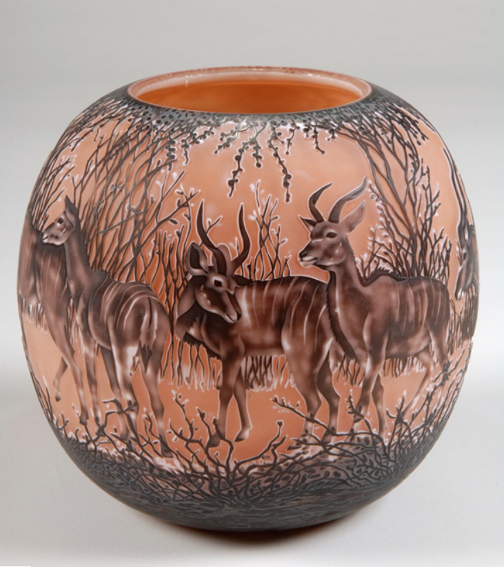 Kudu Bowl Dated 2007