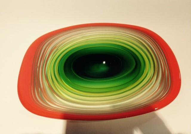Green Centrifugal Platter