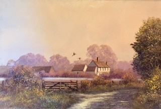 Little Waldingfield - Suffolk Landscape - SOLD
