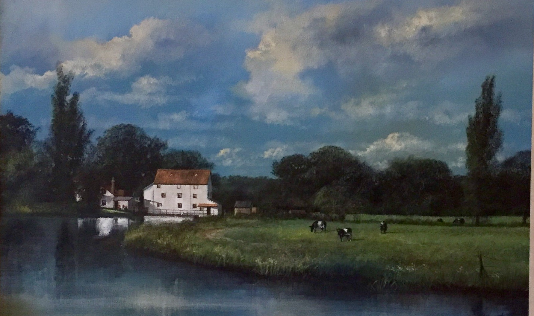 Passingford Mill, Essex SOLD