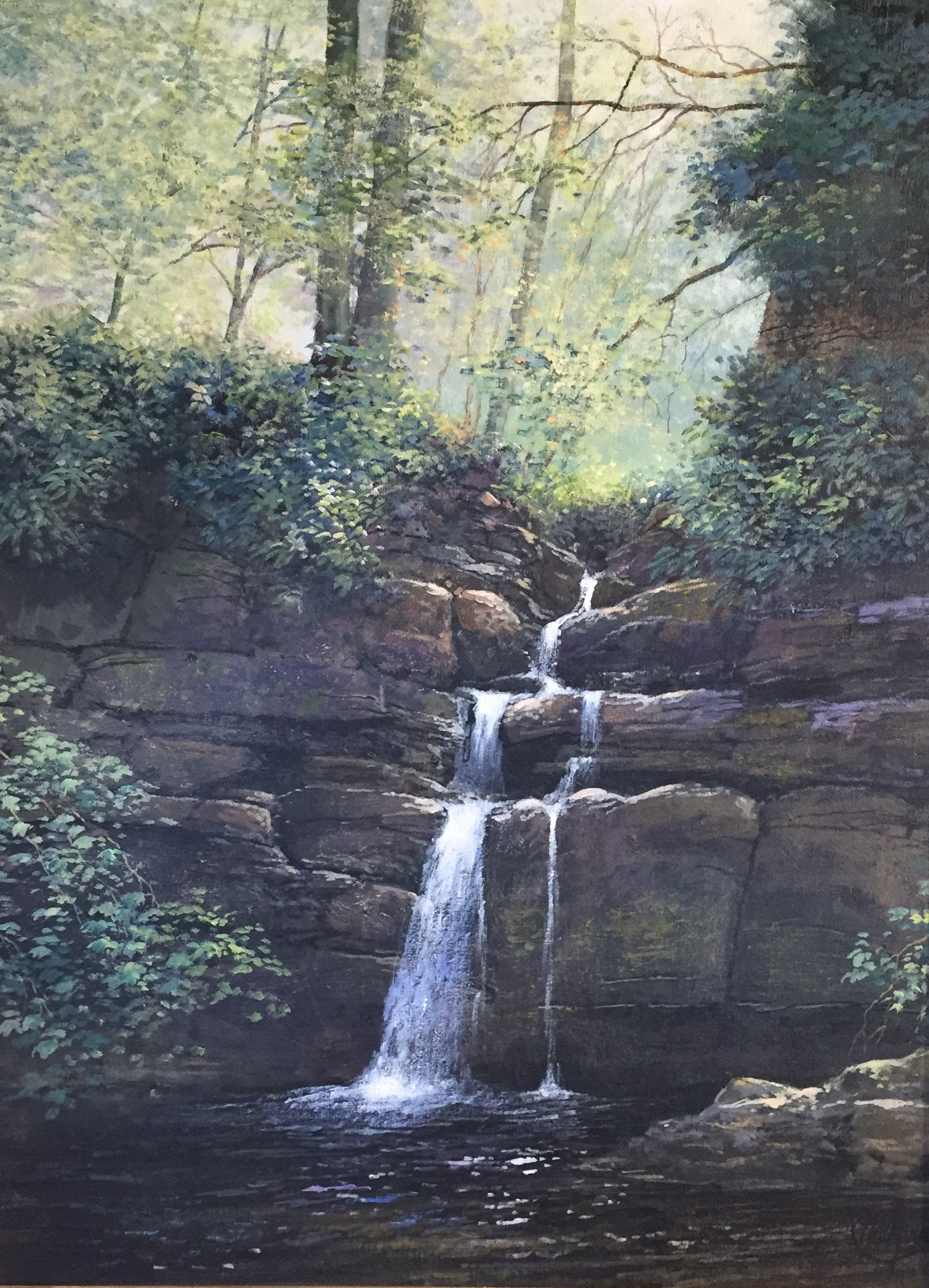 The Waterfall - SOLD