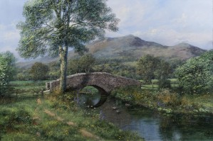 The Stone Bridge, Derwent Valley - SOLD