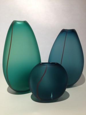Lustre Vase (large)