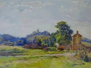 Suffolk Landscape 1