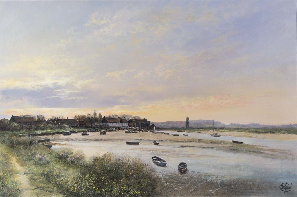 The Coast at Brancaster - SOLD