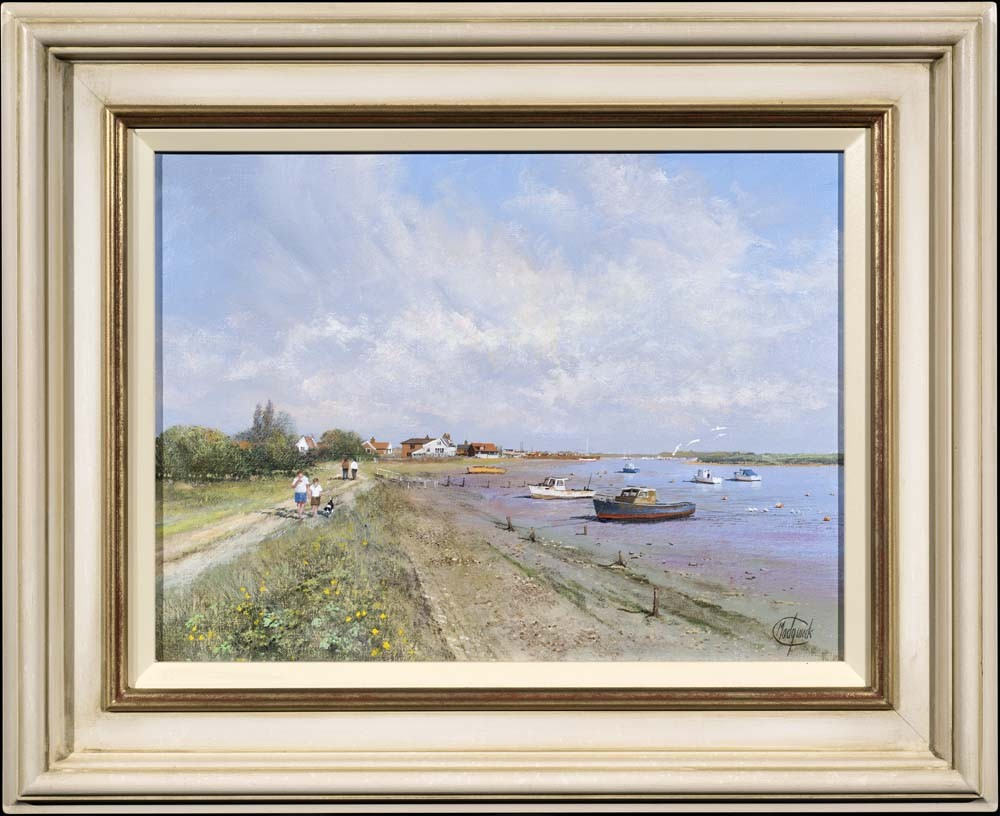 The Coast at Orford, Suffolk - SOLD