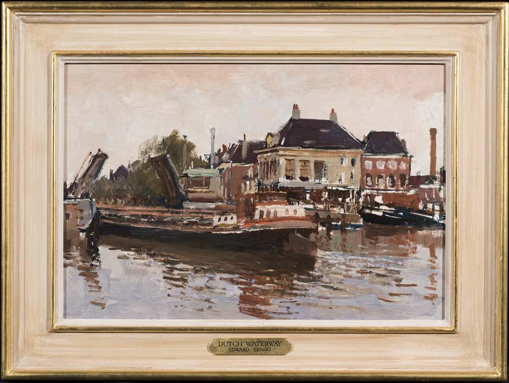 Dutch Waterway