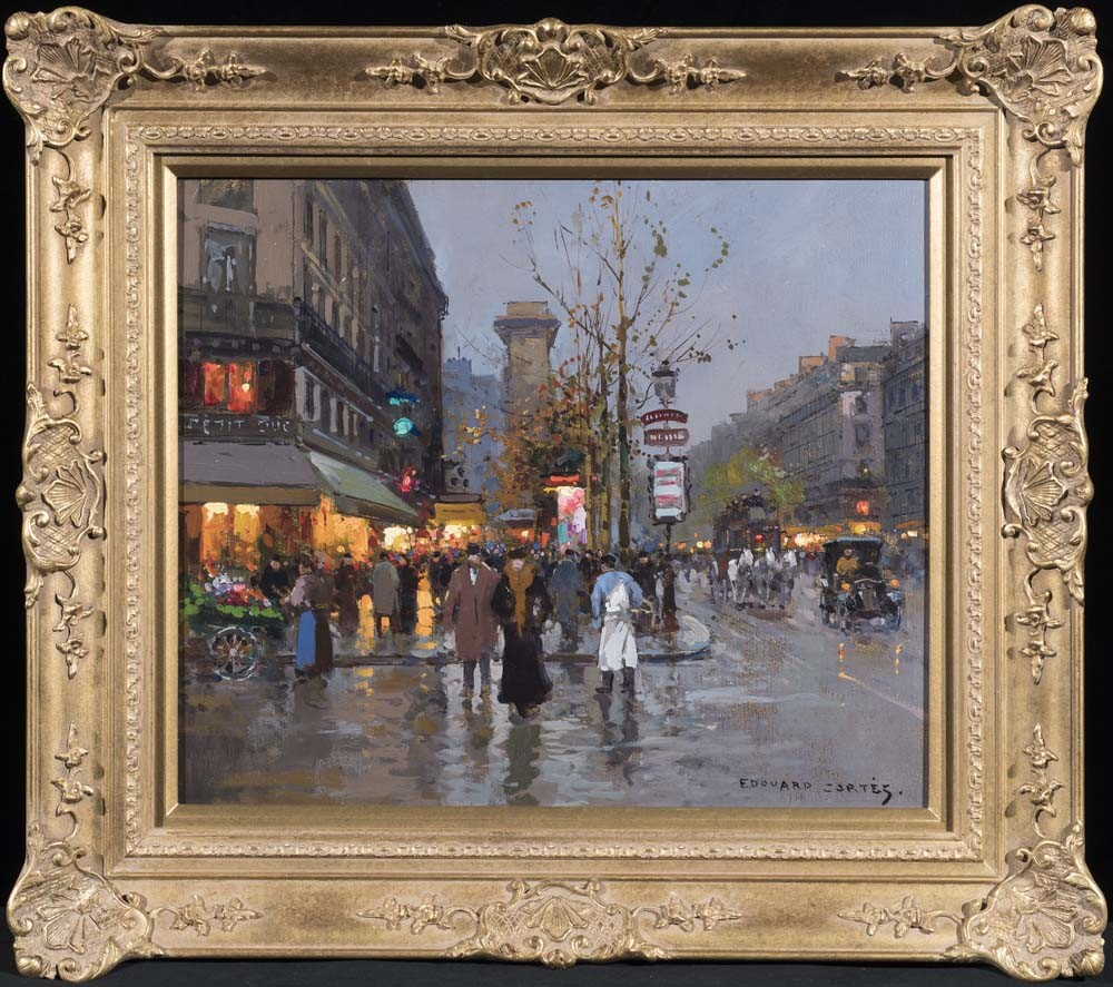 Café De La Paix, Paris - SOLD