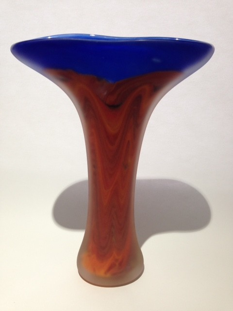 Distant Horizon Vase