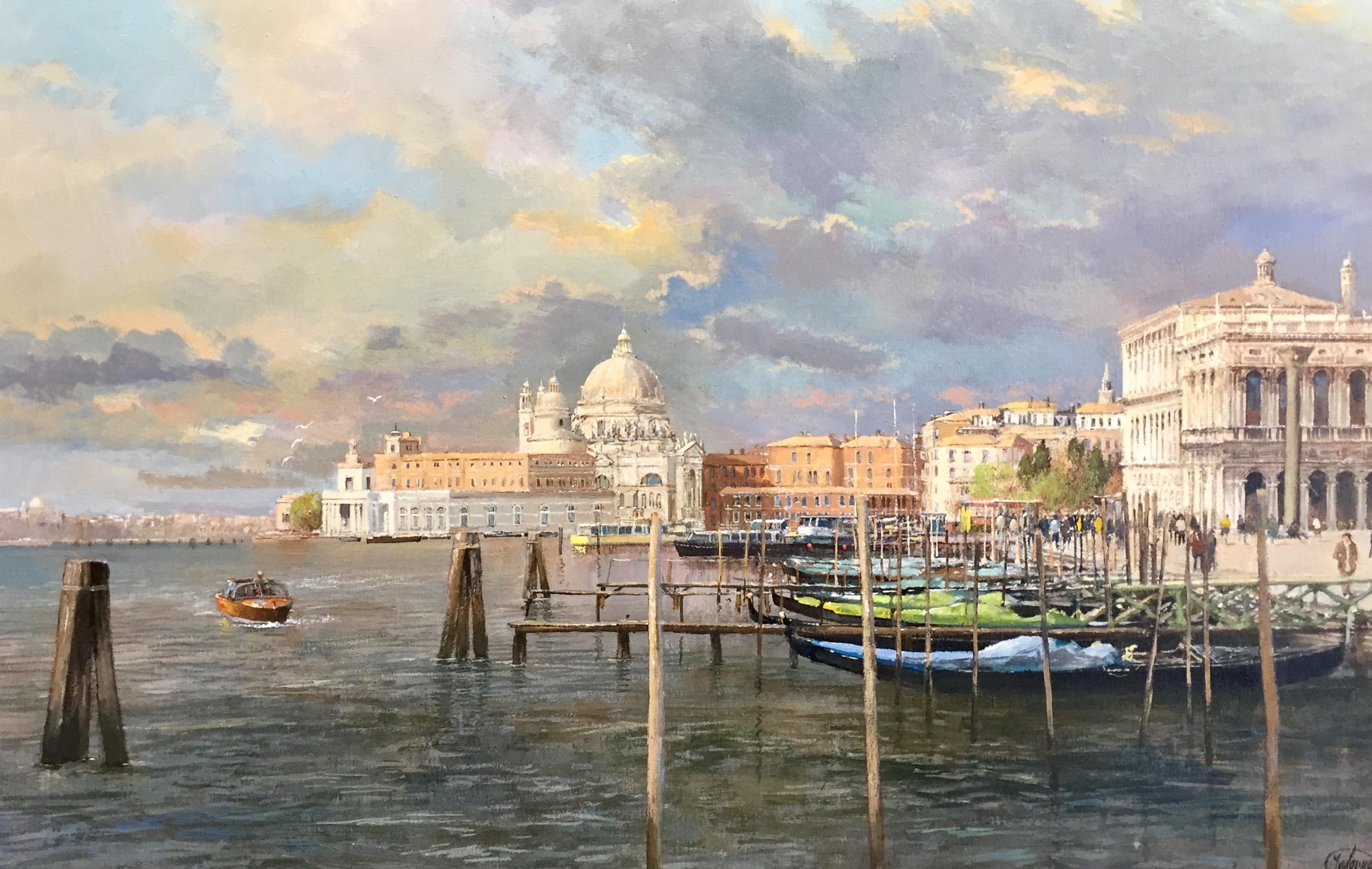 Santa Maria Della Salute, Venice - SOLD