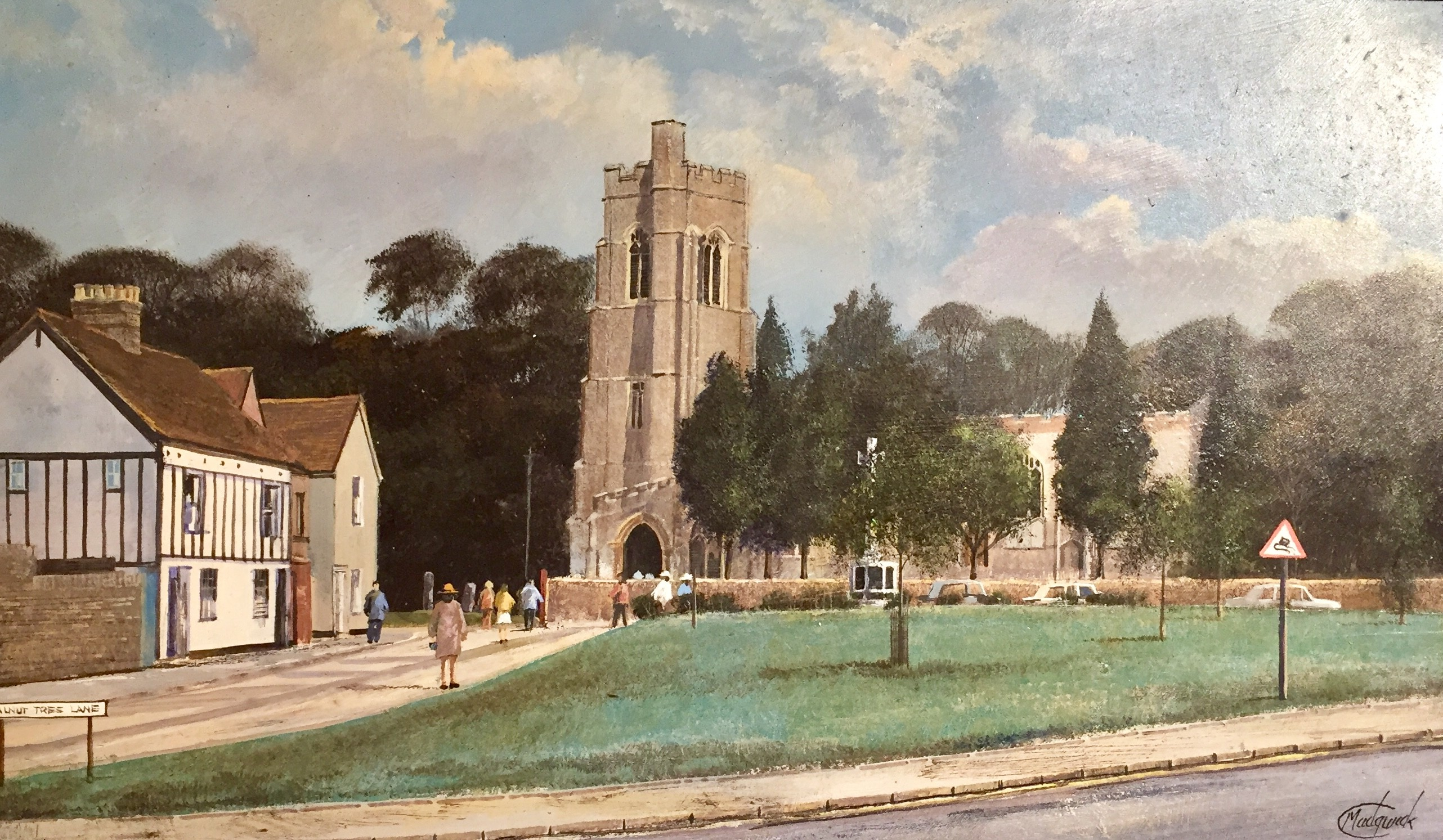 St Gregory's Church, Sudbury, Suffolk - SOLD