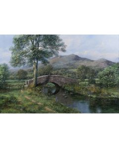 The Stone Bridge, Derwent Valley - SOLD