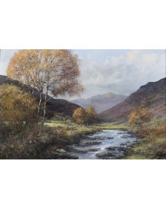Mountainous River - SOLD