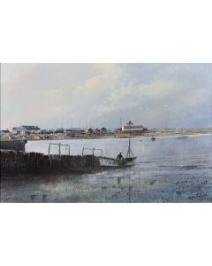 The Coast at Walberswick, Suffolk - SOLD