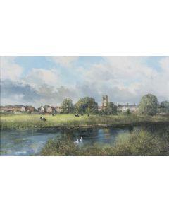 Water Meadows, Sudbury, Suffolk - SOLD