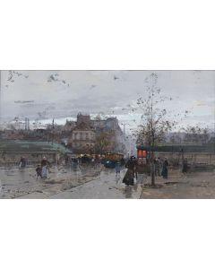 Porte de Chatillon, Paris