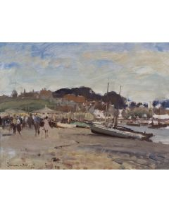 After The Regatta, Blakeney, Norfolk