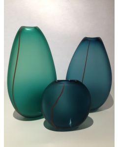 Lustre Vase (small)