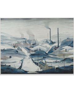 Industrial Panorama - SOLD