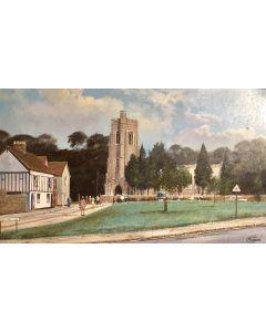 St Gregory's Church, Sudbury, Suffolk - SOLD