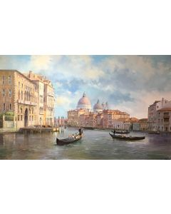 The Grand Canal, Venice - SOLD